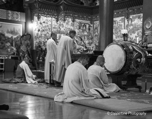 Samgwangsa Ceremony