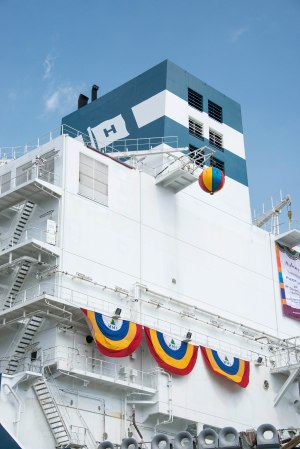 Vessel Naming Ceremony